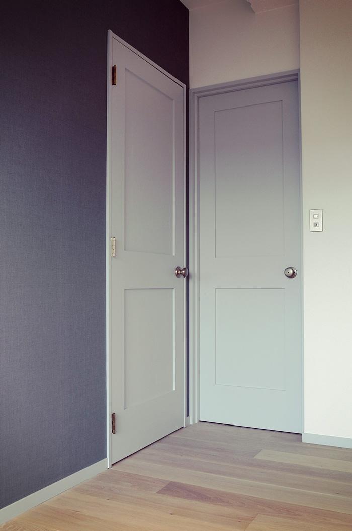 明石市大久保物件 建具(ドア)